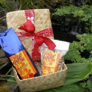 Lauhala Aloha Box